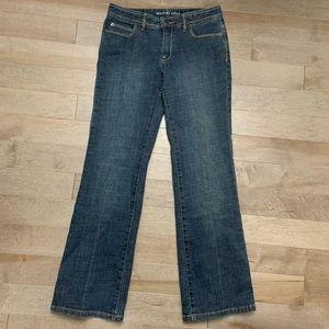 MK Michael Kors Straight Jean Pants Petite